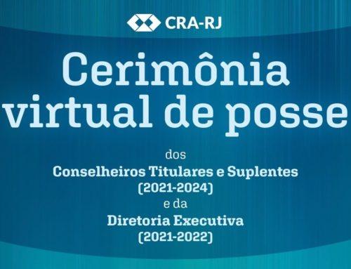 Posse da Diretoria Executiva do CRA-RJ para o biênio 2021-2022